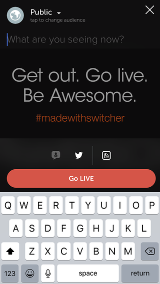 Go live with Periscope Producer and Switcher Studio