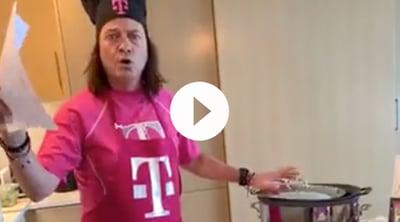 T-Mobile John Legere Livestream