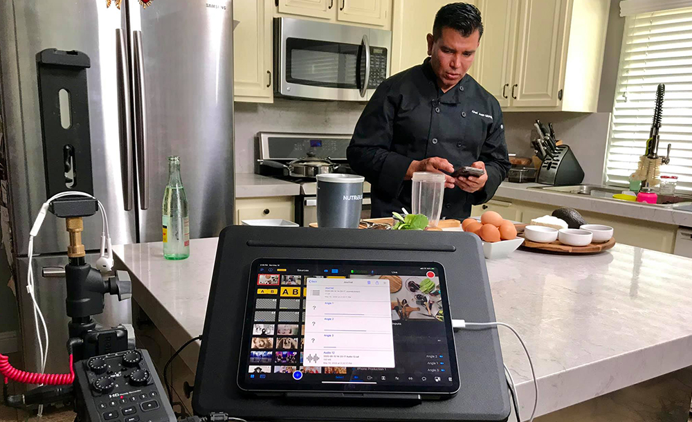 Switcher for Cooking