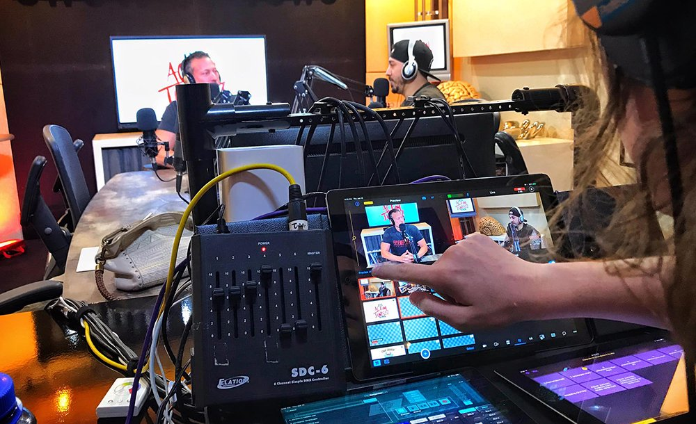 Radio and Broadcasting with Switcher Studio