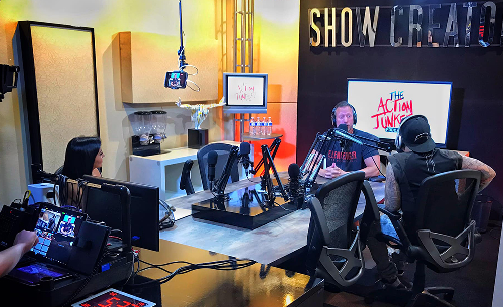 Radio and Broadcasting with Switcher Studio