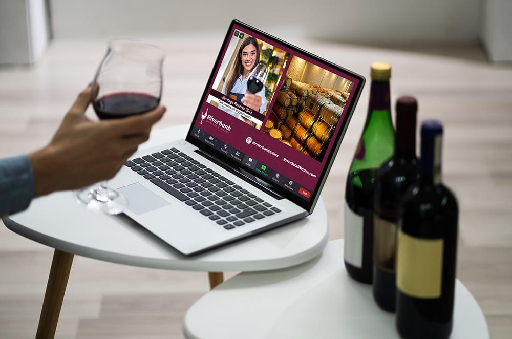 Virtual Winery Experience